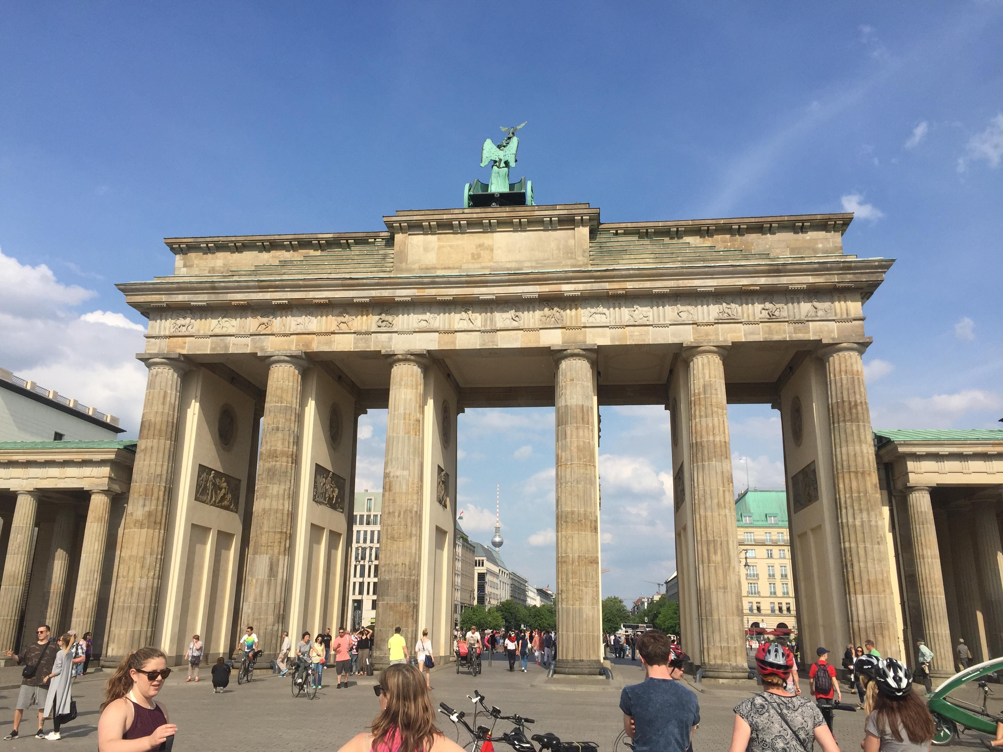 Berlin Trip Mai 2016
