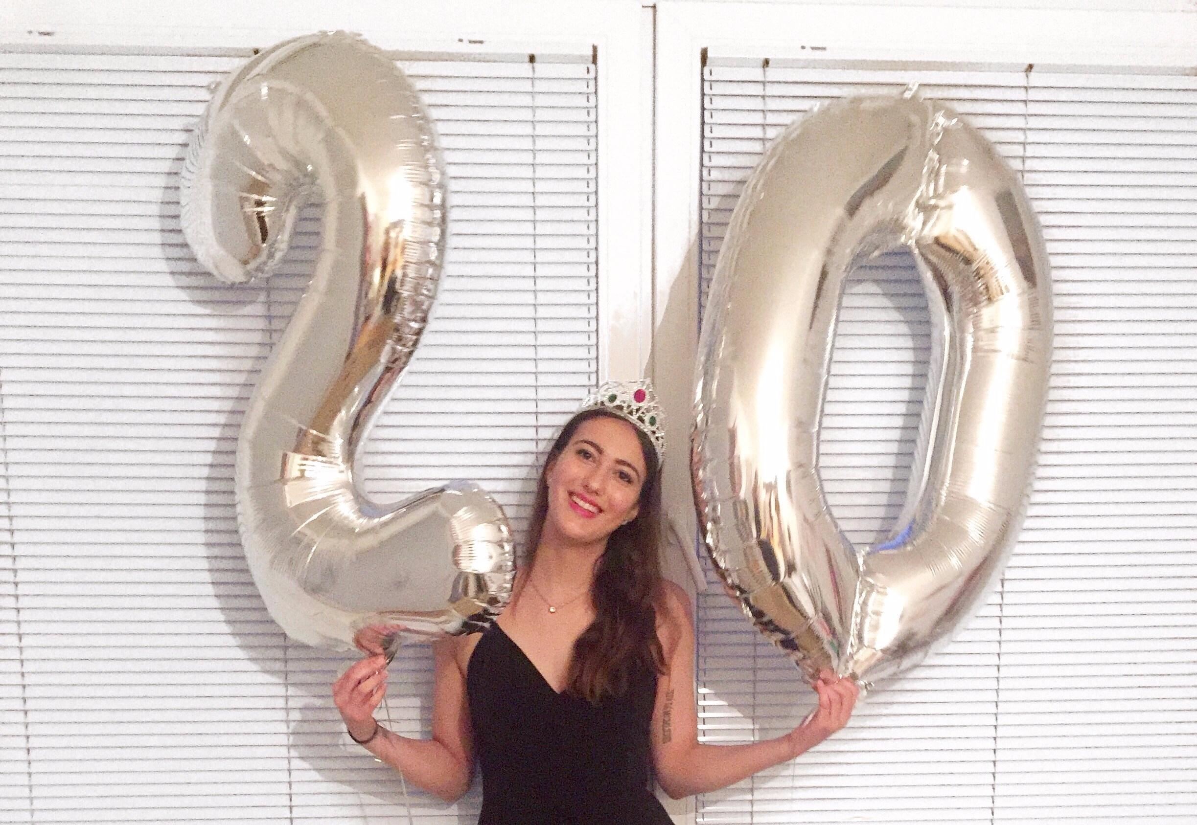 Bitch, I'm 20!