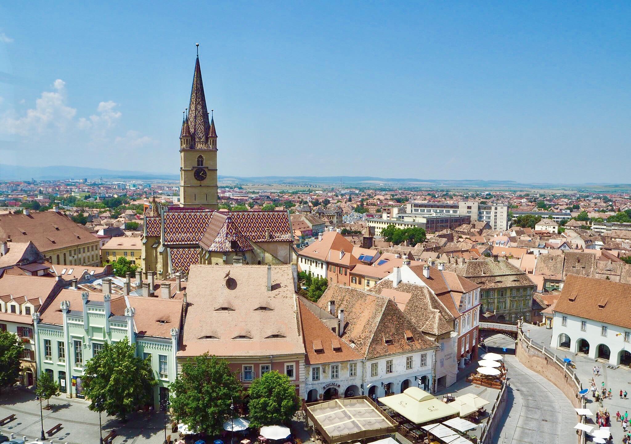 4 Stunden in Sibiu – Travelguide
