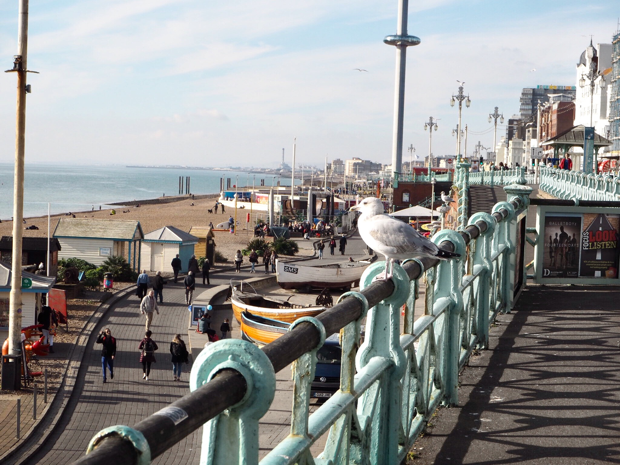 Ein Tag in Brighton