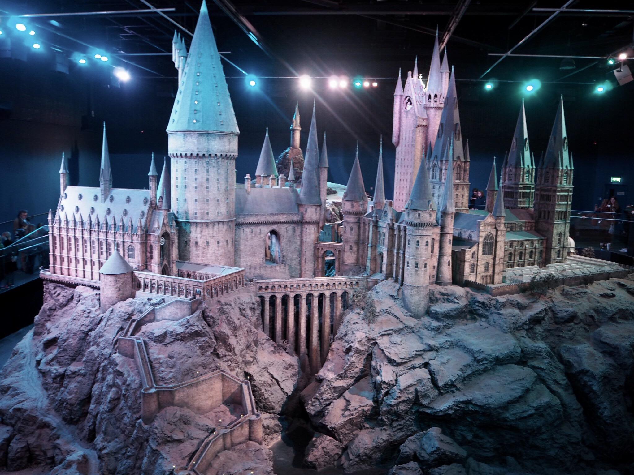 Harry Potter Studio Tours – Eintauchen in eine magische Welt